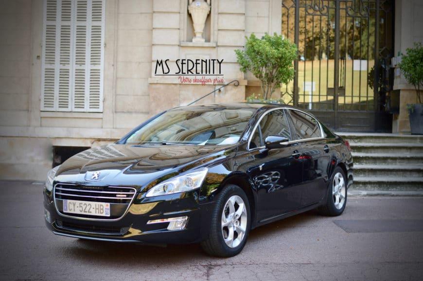 Chauffeur privé Standard-chauffeur privé à Paris Île de France